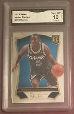2013-14 Panini Select VICTOR OLADIPO Rookie RC GMA 10 Gem Mint 💎 PSA? Pacers 🔥