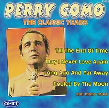 Perry Como: the classic years/CD-come nuovo