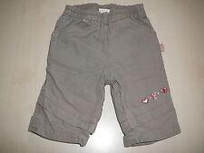 VHF splendidi Pantaloni Tg. 62 Cachi con piccolo ricamo sulla gamba!!!