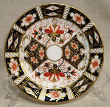 Royal Crown Derby Traditional Imari Bread Plate