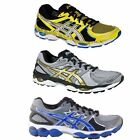 NEW ASICS MENS GEL NIMBUS 14 RUNNING MEN'S TRAINING ATHLETIC SPORT GYM SHOES