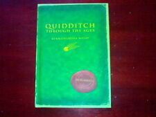 HARRY POTTER : QUIDDITCH THROUGH THE AGES (PB)