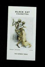 Rare Carreras Black Cat Cigarette Card - Reameaker's WW1 War Cartoons 1916 # 82