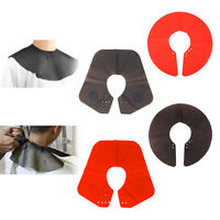 Cutting Super Collar Neck Shield Magnetic Cape Barber Hair Water Shawl GB