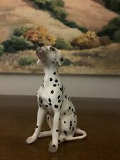 Hagen Renaker rare DW Fireside Dalmatian Lady
