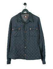 Timberland Coupe Slim Bleu Hommes Veste 2XL Taille