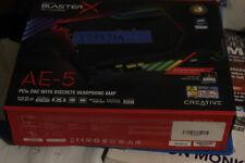 Creative Labs SoundBlaster AE-5