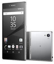 """Sony Xperia Z5 Premium Dual SILVER GRADO """"C"""" CON GARANZIA E ACCESSORI"""