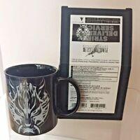 Final Fantasy VII Advent Children Anime - Mug Japan Exclusive Boxed NEW Rare