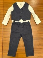 Armani Baby Suit, 2 piece 'worn once'