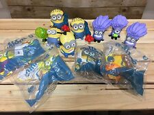 2013 2015 Despicable Me 2 Minions McDonald's Happy Meal Toys
