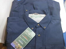NWT $70 Field & Stream l/s Outdoor UV Protect Mouisture Management Men's SHIRT