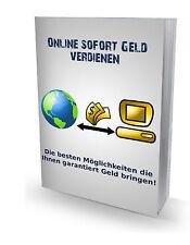 Online sofort Geld verdienen - Die besten Möglichkeiten... - versch. Lizenzarten