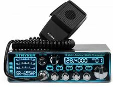 Stryker SR655 HPC Professionally Peaked, Tuned and Aligned 10 Meter Radio