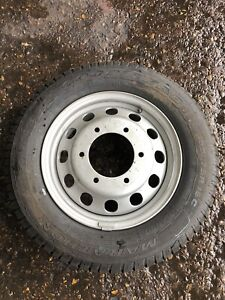 """Ford Transit 16"""" Inch wheel 4160165 Full Size Spare Wheel & Tyre 195 75 16C"""