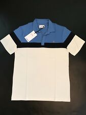 Farah Men's - Polo short Sleeve - BNWT Size Medium Casual Fit