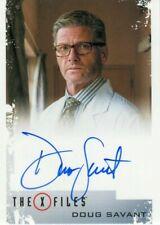 X Files: Seasons 10 & 11 Autograph Card! Doug Savant as Augustus Goldman