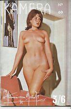 KAMERA Nr. 60, FKK, Nudist, Nude, Harrison Marks, UK