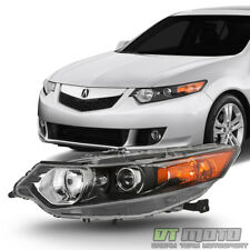 [HID Type] 2009-2014 Acura TSX Headlight Headlamp Replacement Left Driver Side