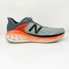 New Balance Mens Fresh Foam More V2 MMORGR2 Grey Running Shoes Lace Up Size 9 D