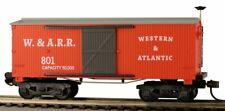 Mantua Wood Vintage W&a 1860 Boxcar HO 721044