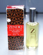 Vintage1960s GOYA ZENDIQ Eau De Toilette Spray 100ml  Discontinued Fragrance