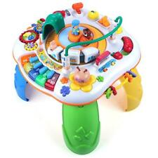 Learning Table Musical Activity Educational Toy Kids Toddler Play Center Game