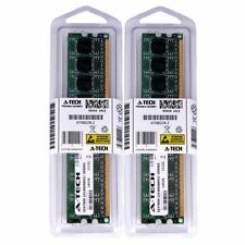 8Gb [2X4Gb] Ecc Registered Ddr2-667 Ram Memory Upgrade Kit For The Dell Power..