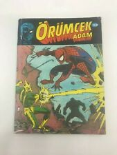 SPIDERMAN #120 - Foreign Comic Book - 1980s 80s - MARVEL - ULTRA RARE