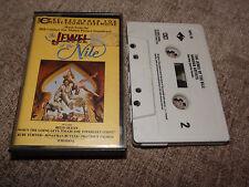 JEWEL OF THE NILE  MOVIE SOUNDTRACK CASSETTE TAPE