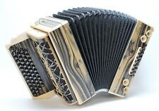 Steirische Harmonika BELTUNA Alpstar IV D36 Michlbauer, B-Es-As-Des, Ebano # 29