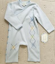 Kate Mack Boys Blue All-In-One 9 Months. Never Worn.