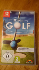 3D Mini Golf - Nintendo Switch