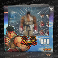 Storm Toys STREET FIGHTER V RYU w/ 3 Faces 1/12 Figure