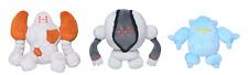 Pokemon Plush doll Pokémon fit  Registeel Regirock Regice 3 set Pocket Monster