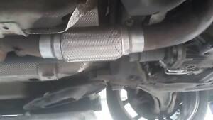 INTERLOCK Flexrohr*Montage ohne Schweißen Opel Insignia OPC 2.8 Turbo 4x4 325 PS