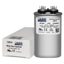 25 uf MFD 370 VAC OVAL Capacitor 12915 Replaces C325 C325L 97F9804BX 97F9804