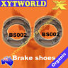 FRONT REAR Brake Shoes for HONDA XL 100 All models 1978 1979 1980 1981 1982