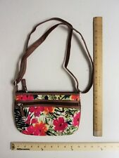 Croft and Barrow Bright Tropical Floral Purse - FLASH SALE