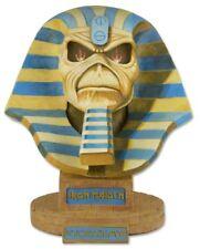 NECA Iron Maiden Eddie Life-Size Bust Powerslave Ltd 1000 SIGNED BY DEREK RIGGS!