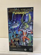 Hasbro F2815 Star Wars Black Series Jaxxon Rabbit Figure Comic