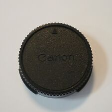 Canon - Genuine Rear Lens Cap for FD Mount - vgc