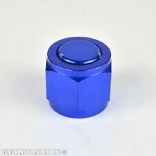 An10 10an -10 Suajes Tapa Azul De Aleación De Combustible Tanque Enfriador De Aceite tanques de oscilación Etc