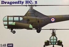 Micro Me AMP Dragonfly Hc.2 Helicopter 1 48 Kit 48003