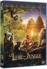 DVD *** LE LIVRE DE LA JUNGLE  *** avec Scarlett Johansson ( neuf sous blister )
