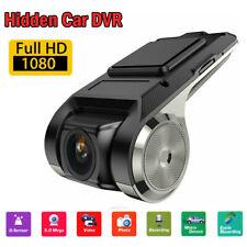 FHD 1080P In Car DVR Camera Dash Cam G-sensor Mini USB Driving Video Recorder