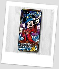 Mickey Mouse Character Stained Glass cell phone case for iphone 5C 5c