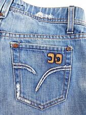 Joes Jeans Cobain Womens Size 27 x 32 Boot Cut Light Distressed USA Taylor Wash