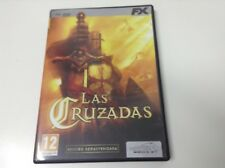LAS CRUZADAS . Dvd-Rom España .. Envio Certificado ...Paypal