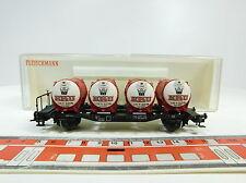 AZ176-0,5# Fleischmann H0/DC 5231 Rail road container car EKU DB, very good+ BOX